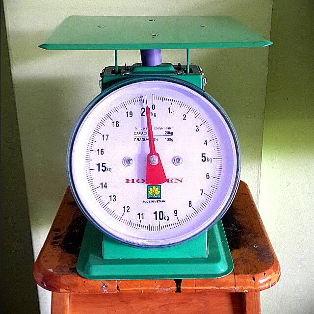 Timbangan jarum 20 kg