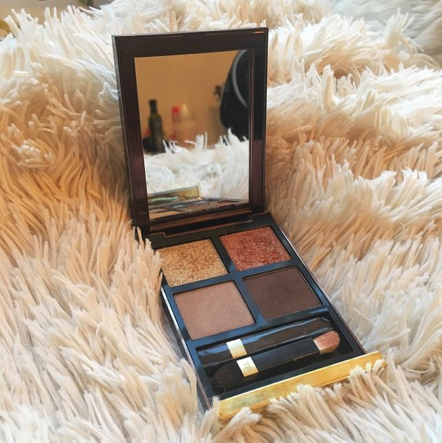 Tom Ford Eye Shadow Quad Golden Mink