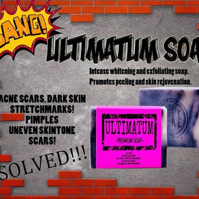 Ultimatum Soap