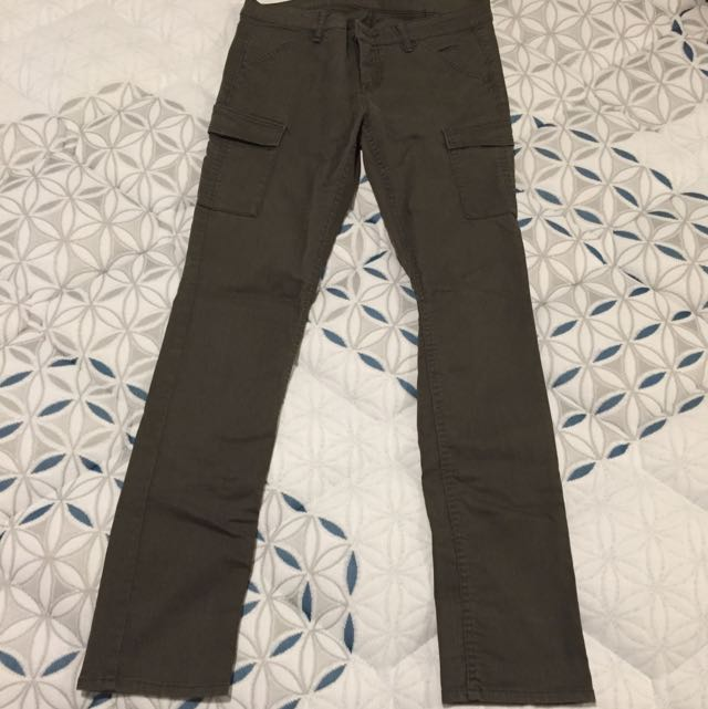 Uniqlo Stretch Cargo Pants (used)