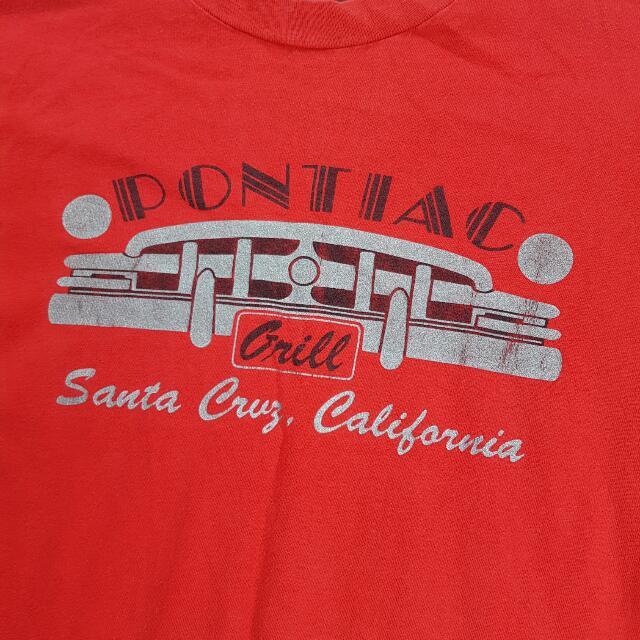 Vintage Pontiac Tee M