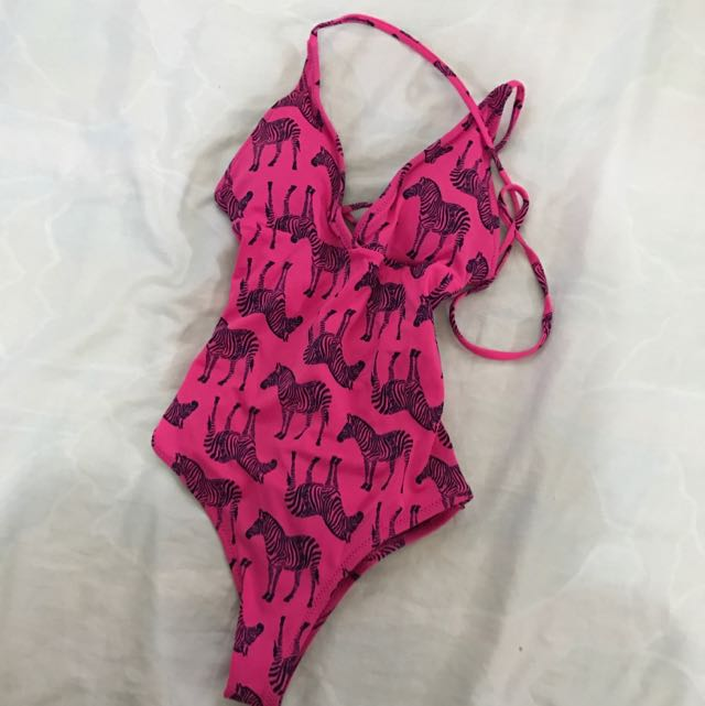 Wear Sundae Pink One Piece