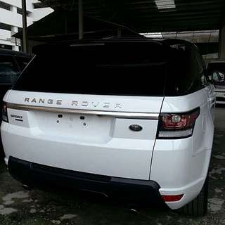 LAND ROVER RANGE ROVER SPORT HSE 3.0L PETROL 2015