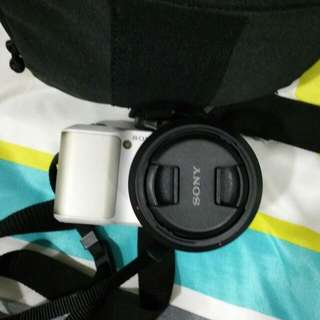 Selling Used Sony Camera