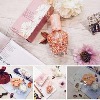 英國代購🇬🇧現貨 Paul&joe 糖瓷絲潤隔離乳 粉紅珠光版💕
