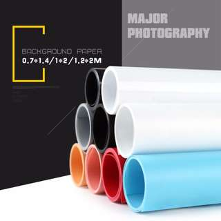 Matte PVC background backdrop cloth paper studio photography