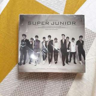 Super Junior Bonamana Album