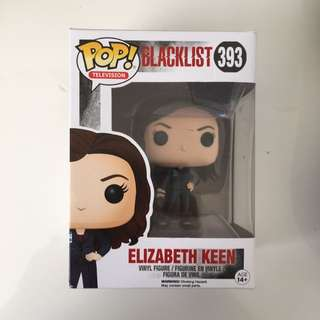 Pop Vinyl: Elizabeth Keen - The Blacklist