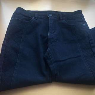 Events Navy Blue Pants Size 10 Aus