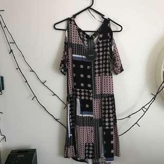 Nunui Button up Dress