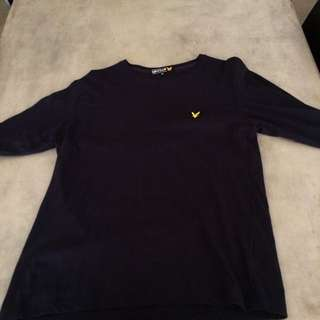 Lyle And Scott Long Sleeve