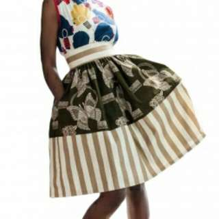 African Style Skirt