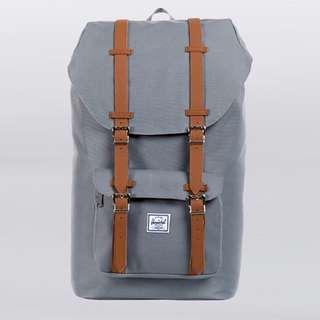 "Herschel Supply Co. Little America 15"" Laptop Backpack - Grey"