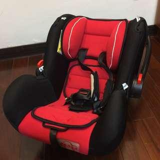 嬰兒汽車座椅 提籃式