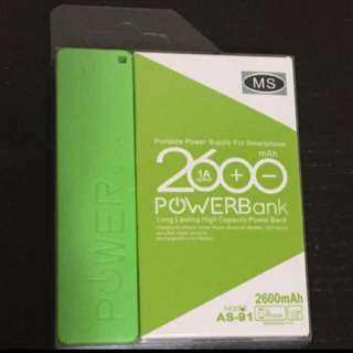 Brand New Power Bank
