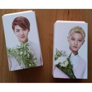 EXO EXO-M Nature Republic Soap Tao & Luhan