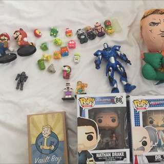 Collectible Items