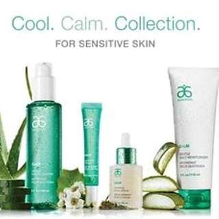 Arbonne Calm Collection