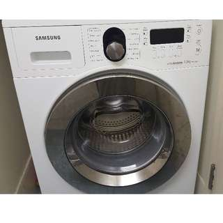 Samsung Ecobubble Washing Machine (7.5kg front load)