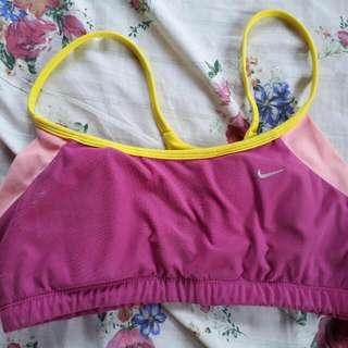Nike Sports Bra With pads