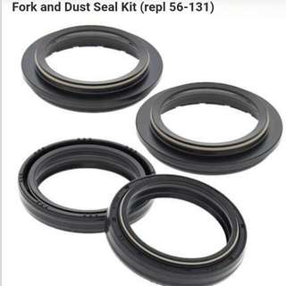All-Balls Fork Seal And Dust Cover Kit