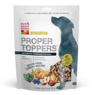 Honest Kitchen Proper Topper – Turkey Superfood