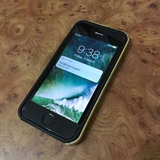 IPhone 5s Black 64gb