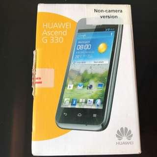 Huawei Ascend G330 Non-camera Version