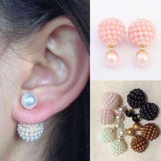 FREE!!! Double-sided Earrings