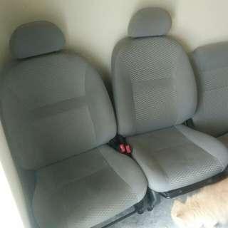 perodua myvi stock car seats