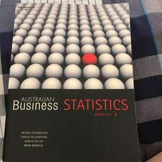 Australian Business Statistics Edition 4