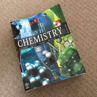 Wiley Chemistry 2nd Edition