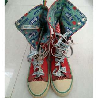 Sneakers Boots Misyelle