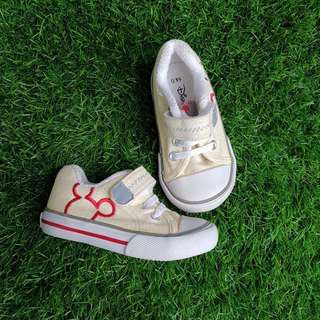 Authentic DISNEY Boy Shoe 1-2yo