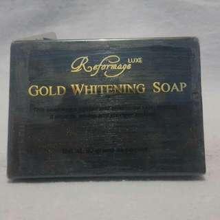 Gold Whitening Soap