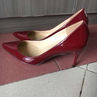 CL Red Shoes