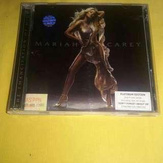 Mariah Carey's Album The Emancipation of Mimi(2005)(Platinum Edition 100% Asli