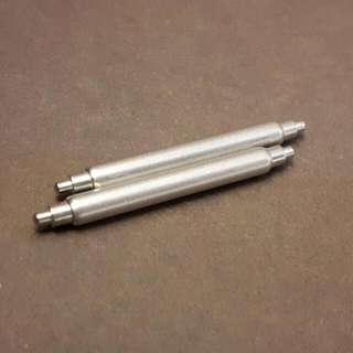 22mm Fat Spring bar 2.5mm Double Shoulder For Seiko Diver's