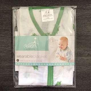 [BNWT] * Aden and Anais Baby Sleep Sack Wearable Blanket *