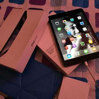 Apple iPad Mini 1 Wifi 16gb Black