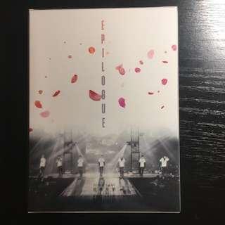 QYOP BTS Epilogue DVD