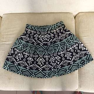 Reprice Mini Skirt