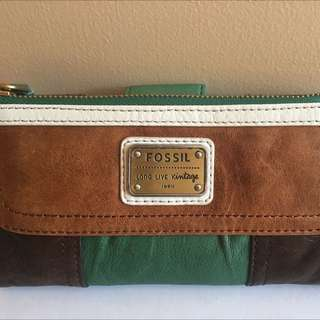 Brand New Vintage Fossil Wallet
