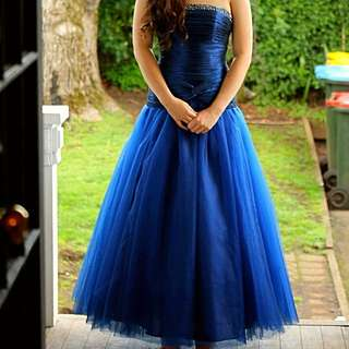 Size 12 Ball Gown