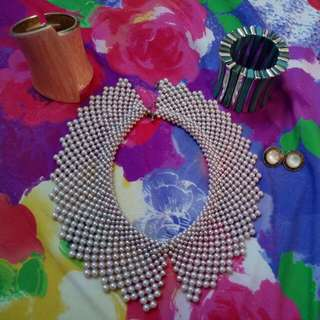 REPRICED Necklace, Bracelets And Earrings