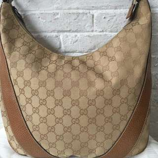 Preowned Gucci hobo
