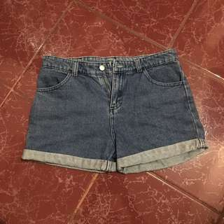 DENIM SHORT (code: mw short)