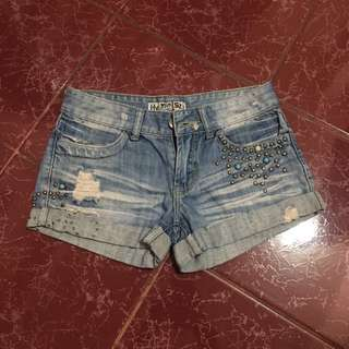 DENIM SHORT (code: huimin)