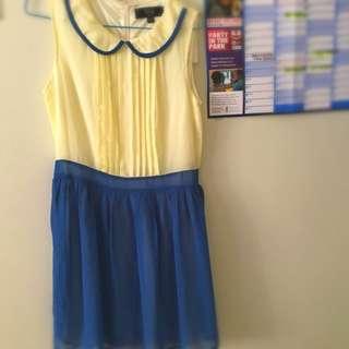 Beautiful Contrast Dress #under20