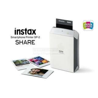 Instax Share Printer SP2 Portable Photo Printer